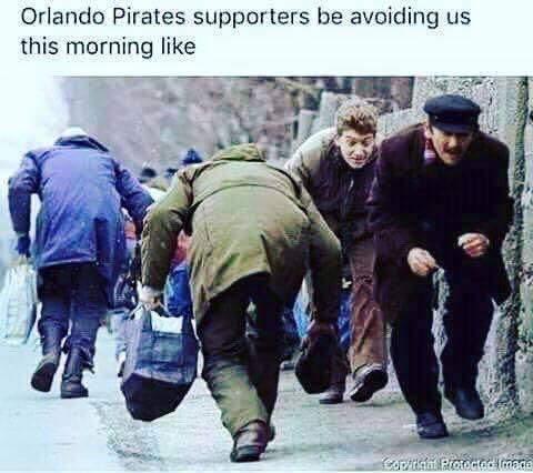 Orlando Pirates Mzansi Memes