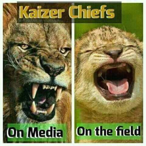 Kaizer Chiefs On Media Vs Reality